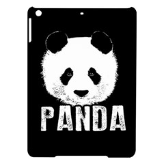 Panda  Ipad Air Hardshell Cases by Valentinaart