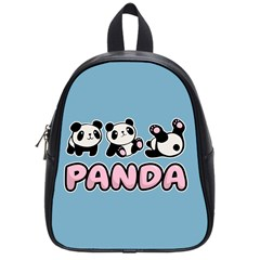 Panda  School Bag (small)