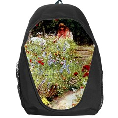 Scenery Backpack Bag by vintage2030