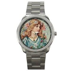 Lady Sport Metal Watch by vintage2030