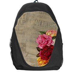Flower 1646069 960 720 Backpack Bag by vintage2030