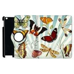 Butterfly 1064147 960 720 Apple Ipad 3/4 Flip 360 Case by vintage2030
