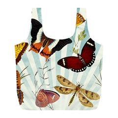Butterfly 1064147 960 720 Full Print Recycle Bags (l)  by vintage2030
