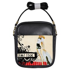Retro 1112777 960 720 Girls Sling Bags by vintage2030