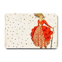 Background 1426676 1920 Small Doormat  by vintage2030