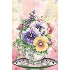 Lowers Pansy 5 5  X 8 5  Notebooks by vintage2030