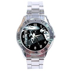 Street Dogs Stainless Steel Analogue Watch by Valentinaart
