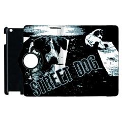 Street Dogs Apple Ipad 2 Flip 360 Case by Valentinaart