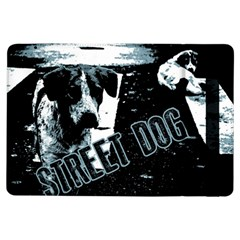 Street Dogs Ipad Air Flip by Valentinaart