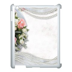 Background 1362160 1920 Apple Ipad 3/4 Case (white) by vintage2030