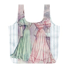 Vintage 1331476 1920 Full Print Recycle Bags (l)  by vintage2030