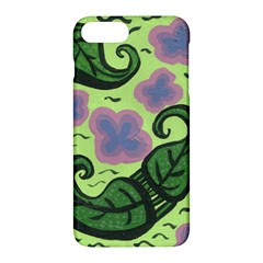 Leaves Apple Iphone 7 Plus Hardshell Case by snowwhitegirl