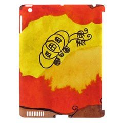 Carriage Apple Ipad 3/4 Hardshell Case (compatible With Smart Cover) by snowwhitegirl