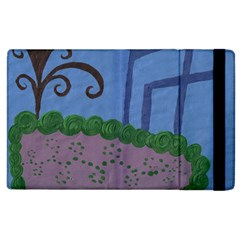 Purple Shoe Apple Ipad 3/4 Flip Case by snowwhitegirl