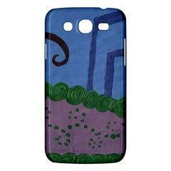Purple Shoe Samsung Galaxy Mega 5 8 I9152 Hardshell Case  by snowwhitegirl