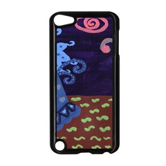 Jack In The Box Flower Apple Ipod Touch 5 Case (black) by snowwhitegirl