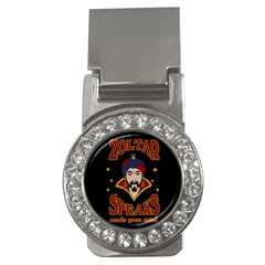 Zoltar Speaks Money Clips (cz)  by Valentinaart