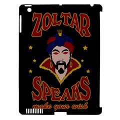 Zoltar Speaks Apple Ipad 3/4 Hardshell Case (compatible With Smart Cover) by Valentinaart