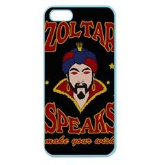 Zoltar Speaks Apple Seamless Iphone 5 Case (color) by Valentinaart