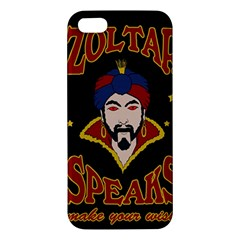Zoltar Speaks Iphone 5s/ Se Premium Hardshell Case by Valentinaart