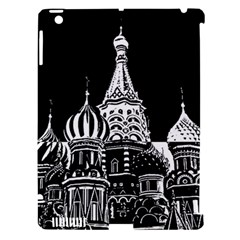 Moscow Apple Ipad 3/4 Hardshell Case (compatible With Smart Cover) by Valentinaart