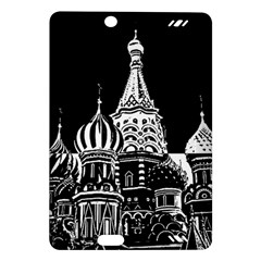 Moscow Amazon Kindle Fire Hd (2013) Hardshell Case by Valentinaart
