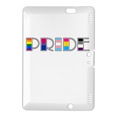 Pride Kindle Fire Hdx 8 9  Hardshell Case by Valentinaart