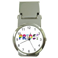 Pride Money Clip Watches by Valentinaart