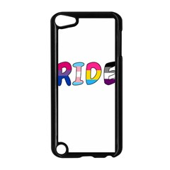 Pride Apple Ipod Touch 5 Case (black) by Valentinaart