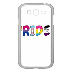 Pride Samsung Galaxy Grand Duos I9082 Case (white) by Valentinaart