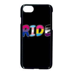 Pride Apple Iphone 8 Seamless Case (black) by Valentinaart