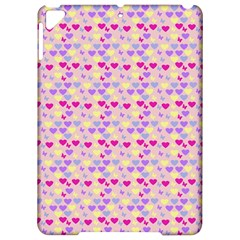 Hearts Butterflies Pink  Apple Ipad Pro 9 7   Hardshell Case by snowwhitegirl