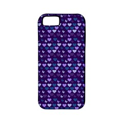 Hearts Butterflies Blue Apple Iphone 5 Classic Hardshell Case (pc+silicone) by snowwhitegirl