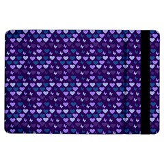 Hearts Butterflies Blue Ipad Air Flip by snowwhitegirl