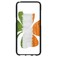 Irish Clover Samsung Galaxy S8 Black Seamless Case