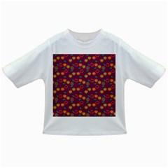 Heart Cherries Magenta Infant/toddler T Shirts by snowwhitegirl