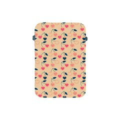 Heart Cherries Cream Apple Ipad Mini Protective Soft Cases by snowwhitegirl