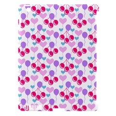 Pastel Cherries Apple Ipad 3/4 Hardshell Case (compatible With Smart Cover) by snowwhitegirl