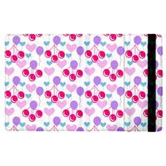 Pastel Cherries Apple Ipad Pro 12 9   Flip Case by snowwhitegirl