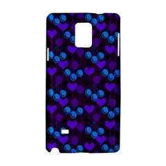 Night Cherries Samsung Galaxy Note 4 Hardshell Case by snowwhitegirl