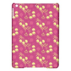 Yellow Pink Cherries Ipad Air Hardshell Cases by snowwhitegirl