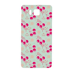 Bubblegum Cherry Samsung Galaxy Alpha Hardshell Back Case by snowwhitegirl