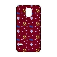 Cakes And Sundaes Red Samsung Galaxy S5 Hardshell Case  by snowwhitegirl
