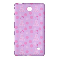 Lilac Dress Samsung Galaxy Tab 4 (7 ) Hardshell Case  by snowwhitegirl