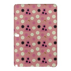 Mauve Dress Samsung Galaxy Tab Pro 10 1 Hardshell Case by snowwhitegirl