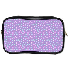 Heart Drops Toiletries Bags by snowwhitegirl