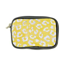 Skin5 White Marble & Yellow Watercolor (r) Coin Purse by trendistuff