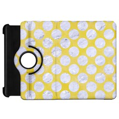 Circles2 White Marble & Yellow Watercolor Kindle Fire Hd 7  by trendistuff