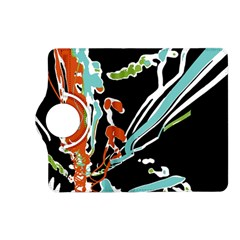 Multicolor Abstract Design Kindle Fire Hd (2013) Flip 360 Case by dflcprints