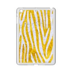 Skin4 White Marble & Yellow Marble (r) Ipad Mini 2 Enamel Coated Cases by trendistuff